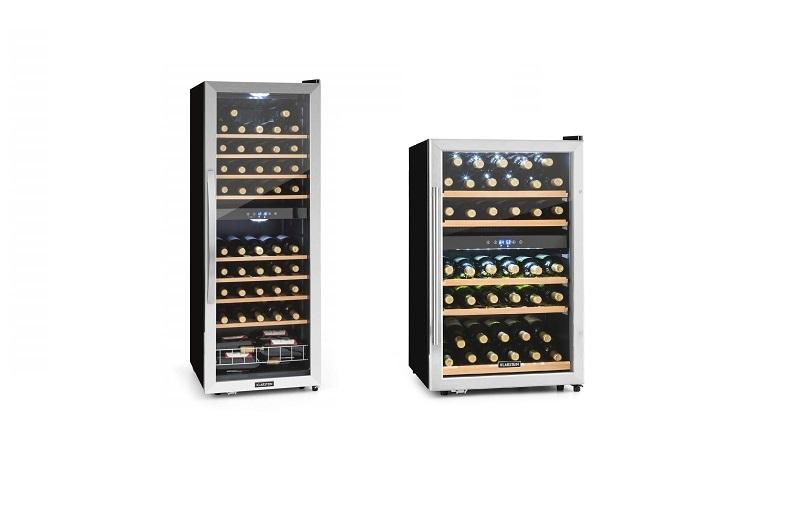 klarstein vinamour nevera vinos