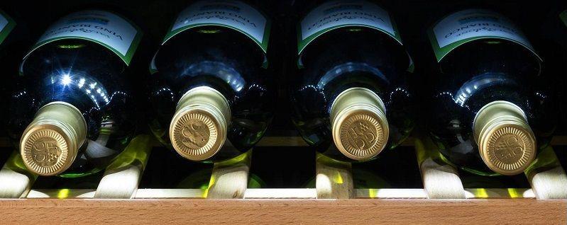 nevera para vinos vinotecas